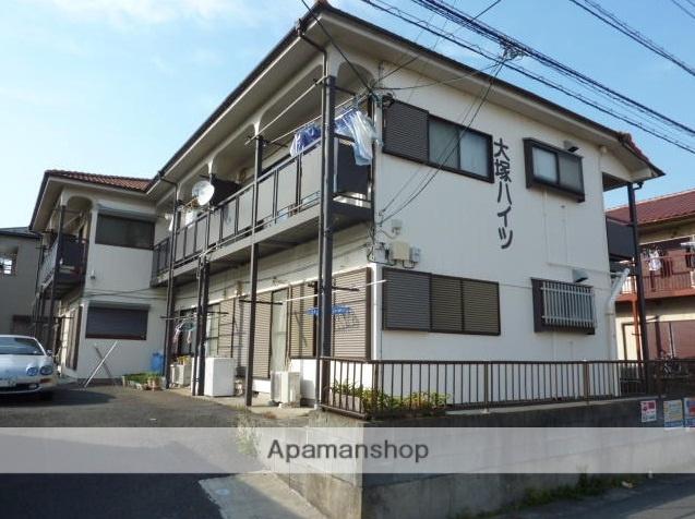 千葉県浦安市、新浦安駅徒歩20分の築32年 2階建の賃貸アパート