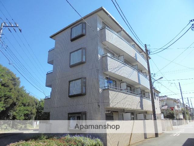 千葉県浦安市、新浦安駅徒歩12分の築28年 4階建の賃貸マンション