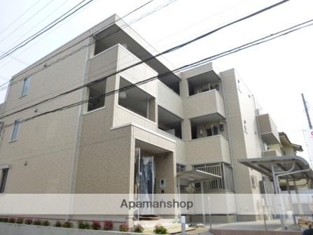 千葉県浦安市、浦安駅徒歩16分の新築 3階建の賃貸アパート
