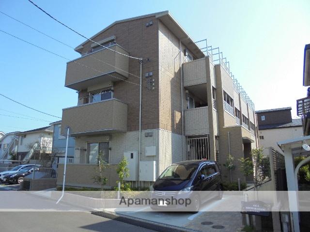 千葉県浦安市、新浦安駅徒歩12分の新築 3階建の賃貸アパート