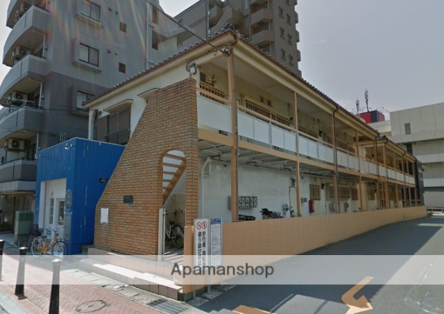 千葉県浦安市、浦安駅徒歩2分の築33年 2階建の賃貸アパート