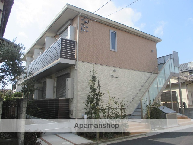 千葉県浦安市、新浦安駅徒歩17分の新築 2階建の賃貸アパート