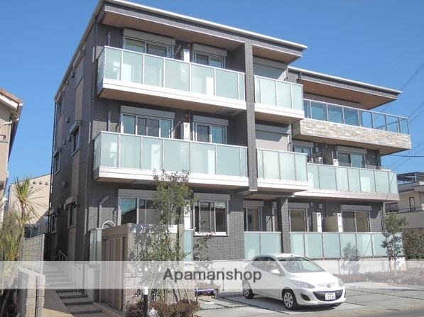 千葉県浦安市、新浦安駅徒歩29分の新築 3階建の賃貸マンション