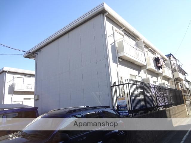 千葉県浦安市、舞浜駅徒歩16分の築27年 2階建の賃貸アパート
