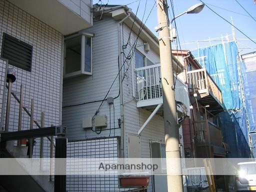 千葉県浦安市、浦安駅徒歩7分の築26年 2階建の賃貸アパート