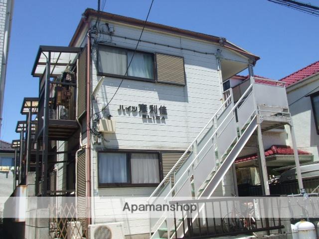 千葉県浦安市、新浦安駅徒歩16分の築32年 2階建の賃貸アパート