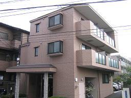 千葉県浦安市、葛西駅徒歩30分の築14年 3階建の賃貸マンション