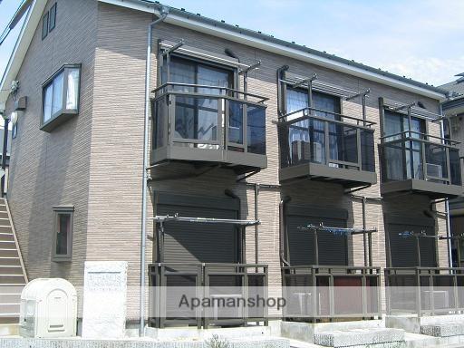 千葉県浦安市、新浦安駅徒歩17分の築14年 2階建の賃貸アパート