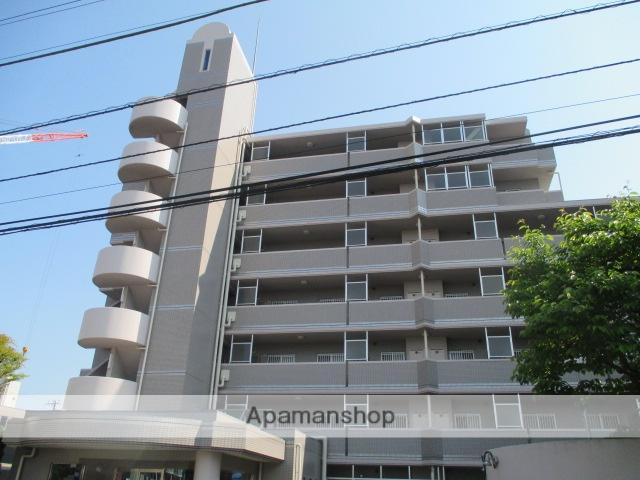 千葉県浦安市、浦安駅徒歩5分の築21年 7階建の賃貸マンション