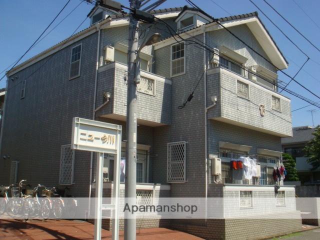 千葉県浦安市、新浦安駅徒歩12分の築25年 2階建の賃貸アパート