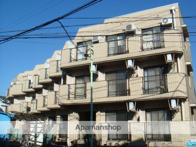 千葉県浦安市、舞浜駅徒歩42分の築28年 3階建の賃貸マンション