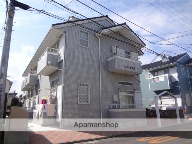 千葉県浦安市、新浦安駅徒歩10分の築24年 2階建の賃貸アパート