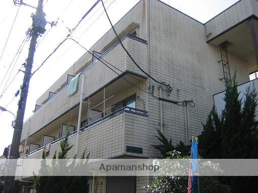 千葉県浦安市、浦安駅徒歩5分の築26年 3階建の賃貸マンション