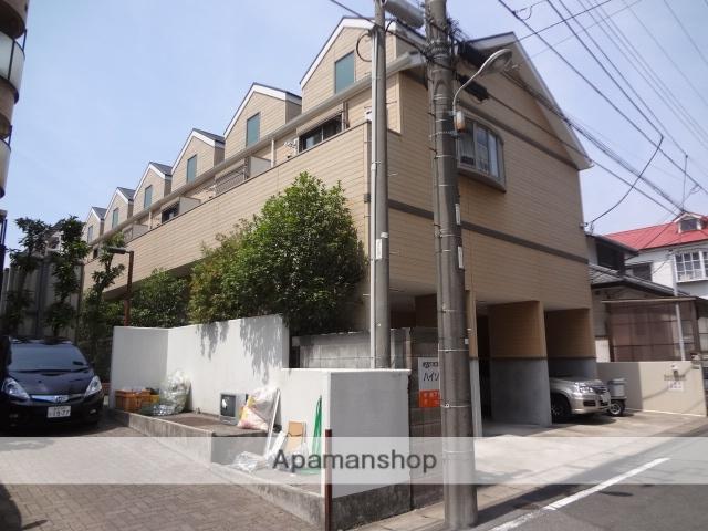 千葉県浦安市、舞浜駅徒歩13分の築11年 2階建の賃貸アパート