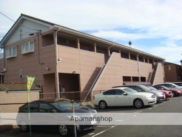 千葉県浦安市、舞浜駅徒歩30分の築23年 2階建の賃貸アパート