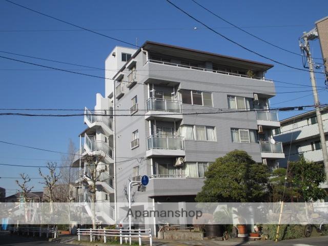 千葉県浦安市、新浦安駅徒歩29分の築25年 5階建の賃貸マンション