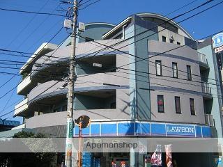 千葉県浦安市、浦安駅徒歩3分の築20年 4階建の賃貸マンション