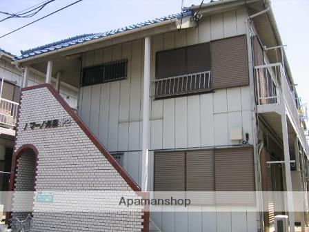 千葉県浦安市、新浦安駅徒歩17分の築33年 2階建の賃貸アパート
