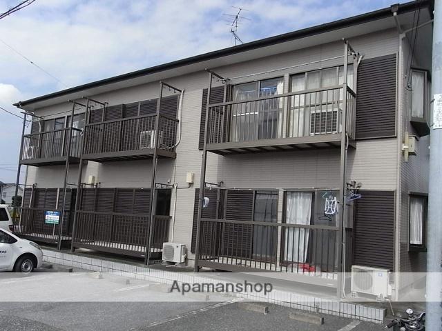 千葉県木更津市、木更津駅徒歩19分の築25年 2階建の賃貸アパート