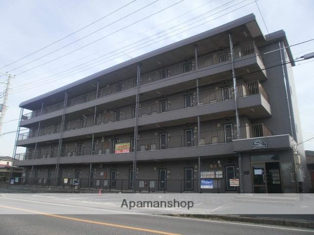 千葉県木更津市、祇園駅徒歩2分の築21年 4階建の賃貸マンション
