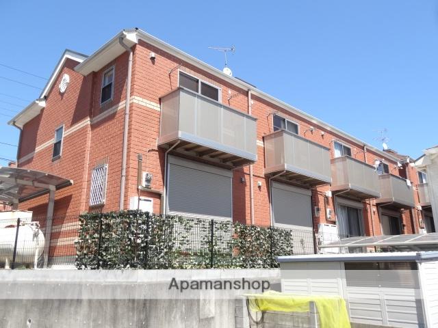 千葉県木更津市、君津駅徒歩12分の築10年 2階建の賃貸アパート