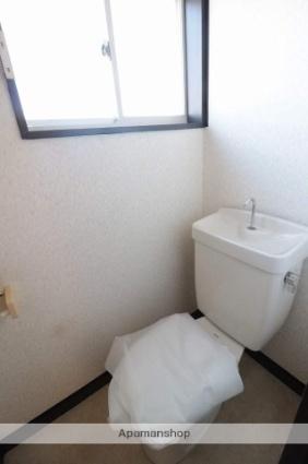リバーサイド人見[2DK/40.05m2]のトイレ