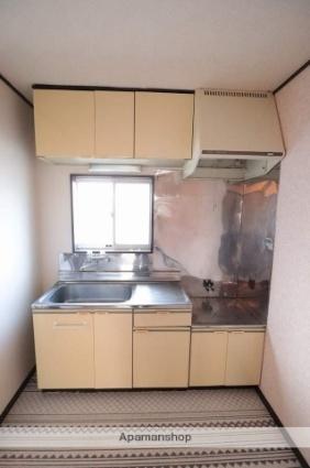 リバーサイド人見[2DK/33.33m2]のキッチン
