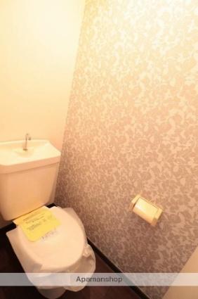 リバーサイド人見[2DK/33.33m2]のトイレ