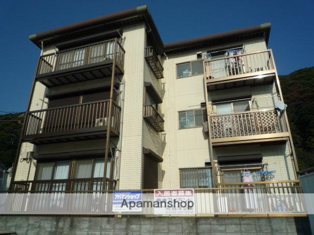 千葉県君津市、君津駅徒歩5分の築23年 3階建の賃貸マンション