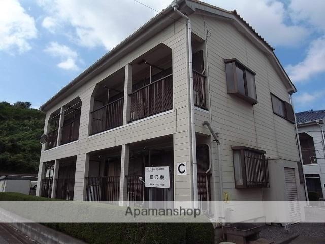 千葉県木更津市、君津駅徒歩30分の築25年 2階建の賃貸アパート