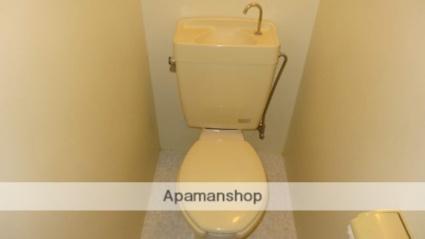 千葉県君津市陽光台1丁目[1R/19.63m2]のトイレ