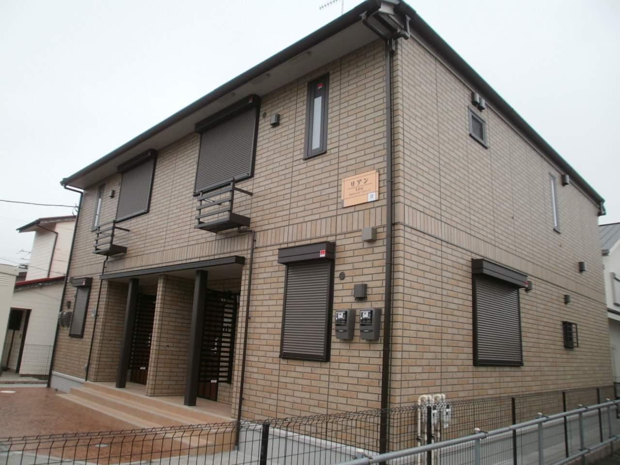 千葉県君津市、君津駅徒歩18分の築4年 2階建の賃貸アパート