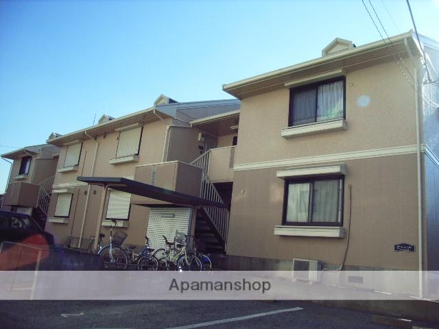 千葉県富津市、青堀駅徒歩6分の築24年 2階建の賃貸アパート