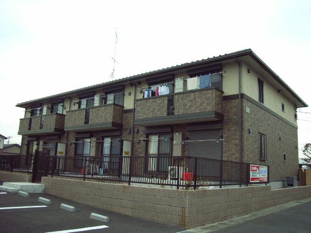 千葉県君津市、君津駅バス15分常代下車後徒歩4分の築12年 2階建の賃貸アパート
