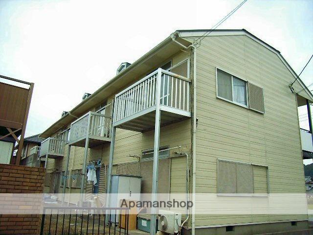 千葉県君津市、君津駅徒歩25分の築29年 2階建の賃貸アパート