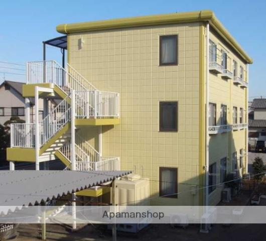 千葉県君津市、君津駅徒歩7分の築22年 3階建の賃貸マンション