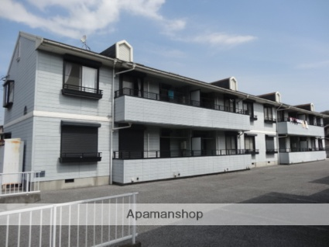 千葉県袖ケ浦市、長浦駅徒歩18分の築23年 2階建の賃貸アパート