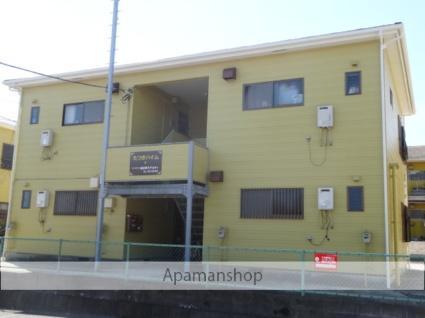 千葉県袖ケ浦市、長浦駅徒歩20分の築22年 2階建の賃貸アパート