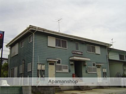 千葉県袖ケ浦市、長浦駅徒歩9分の築28年 2階建の賃貸アパート