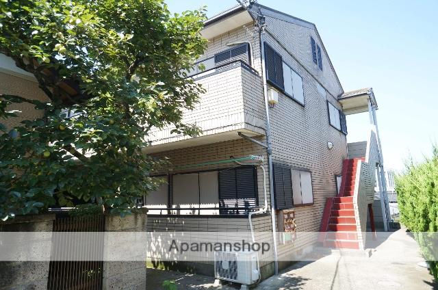 千葉県袖ケ浦市、袖ケ浦駅徒歩7分の築23年 2階建の賃貸アパート