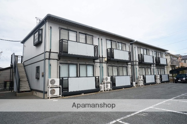 千葉県袖ケ浦市、長浦駅徒歩4分の築16年 2階建の賃貸アパート