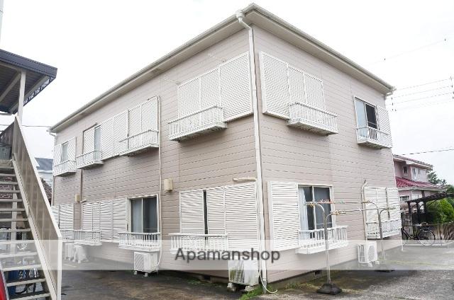 千葉県木更津市、巌根駅徒歩20分の築27年 2階建の賃貸アパート