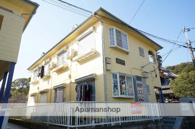 千葉県袖ケ浦市、長浦駅徒歩16分の築25年 2階建の賃貸アパート