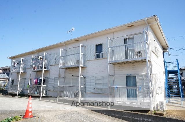 千葉県袖ケ浦市、長浦駅徒歩25分の築33年 2階建の賃貸アパート