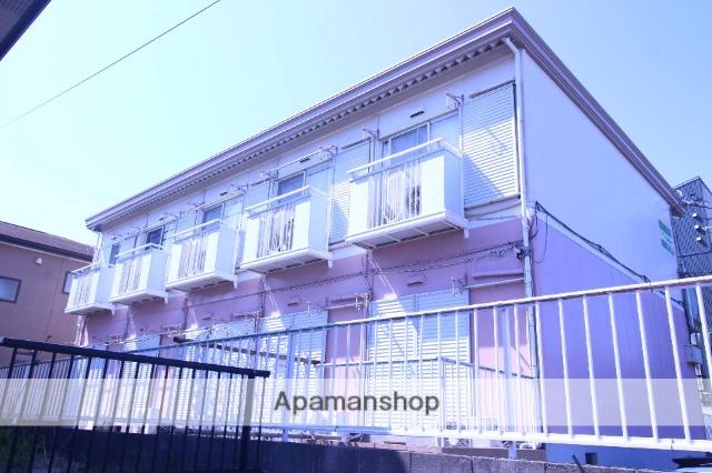千葉県木更津市、上総清川駅徒歩12分の築24年 2階建の賃貸アパート