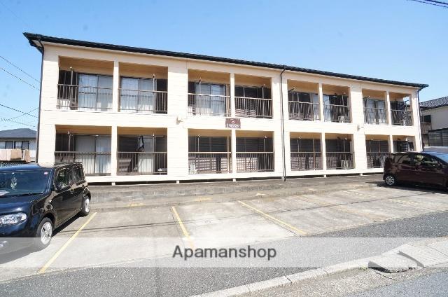 千葉県袖ケ浦市、長浦駅徒歩7分の築20年 2階建の賃貸アパート