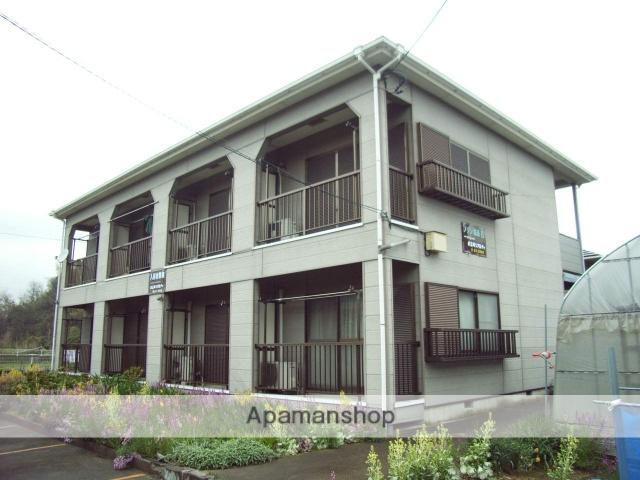 千葉県袖ケ浦市、長浦駅徒歩14分の築20年 2階建の賃貸アパート