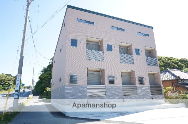 千葉県袖ケ浦市、袖ケ浦駅徒歩35分の築2年 2階建の賃貸アパート