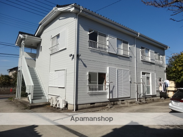 千葉県袖ケ浦市、袖ケ浦駅徒歩13分の築28年 2階建の賃貸アパート