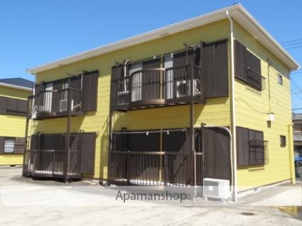 千葉県袖ケ浦市、長浦駅徒歩15分の築22年 2階建の賃貸アパート